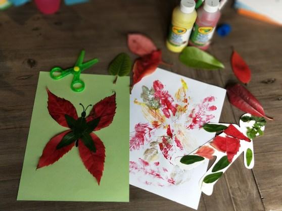 Leafy Crafts