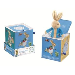 Peter Rabbit Jack in Box