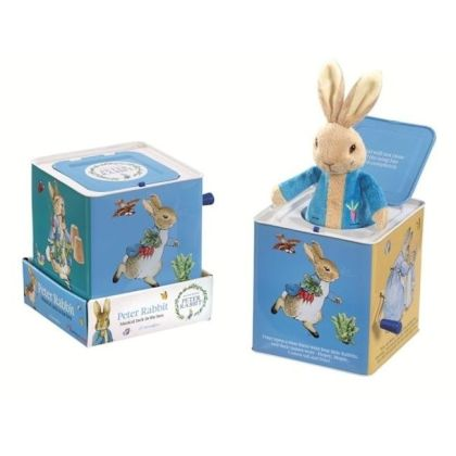 Peter Rabbit Jack in Box