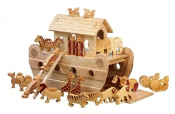 Lanka Kade Deluxe Natural Noahs Ark