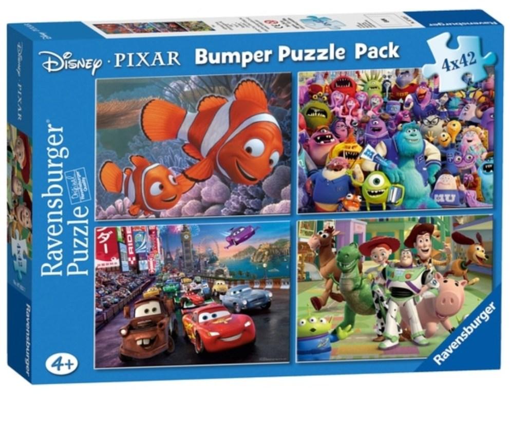 Pixar Puzzles
