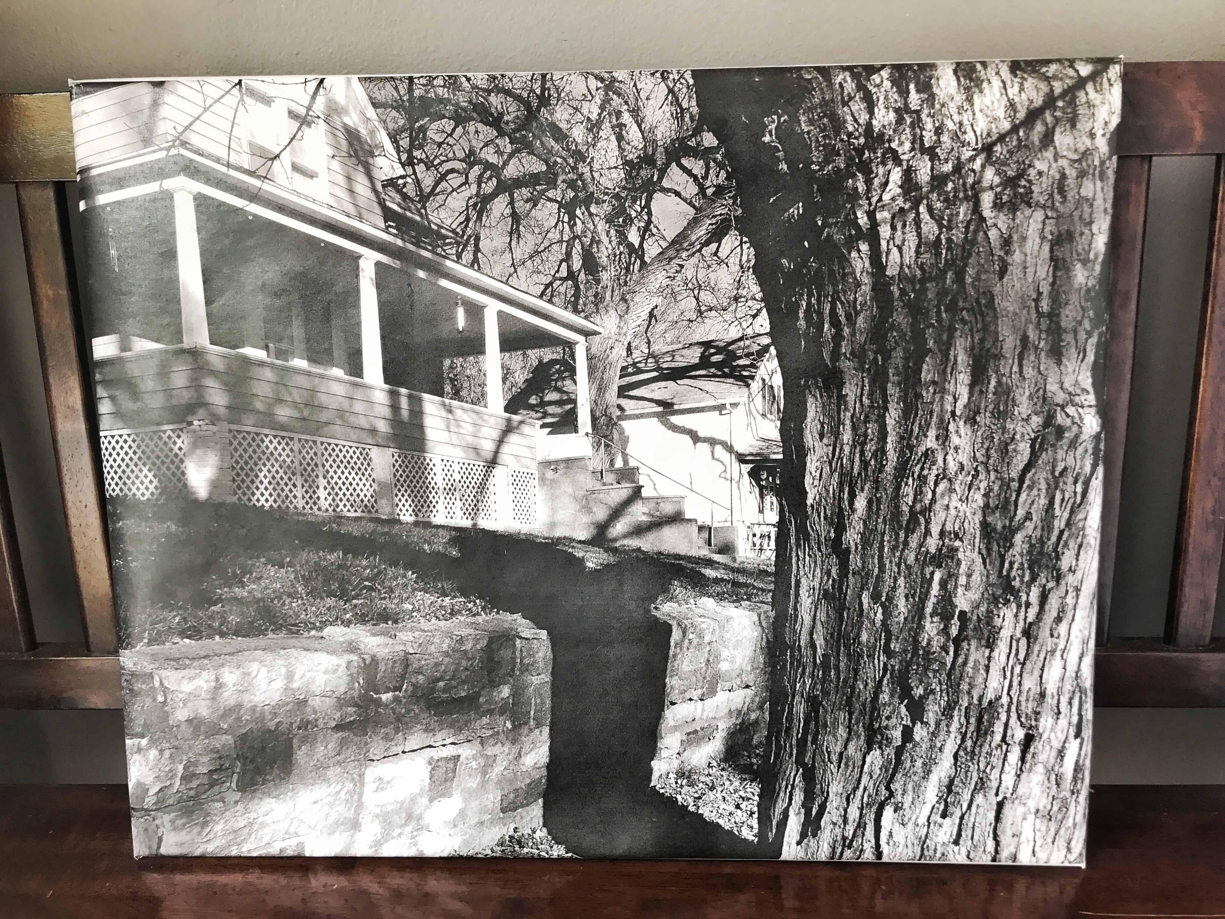 DIY Canvas Artwork