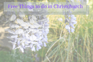 Free things to do in Christchurch