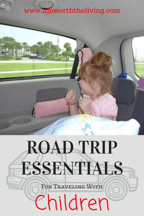 Road Trip Essentials for Traveling With Children