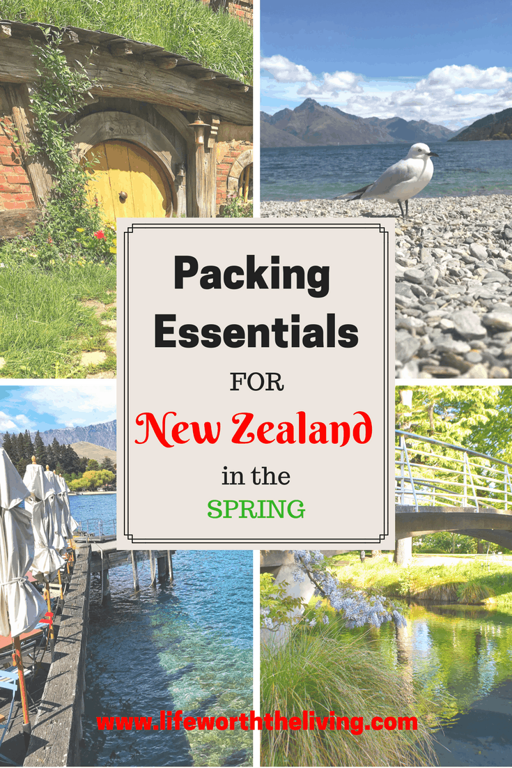 Packing Essentials for New Zealand