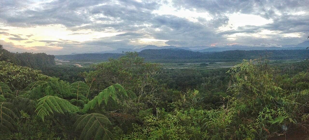 Visiting Ecuador