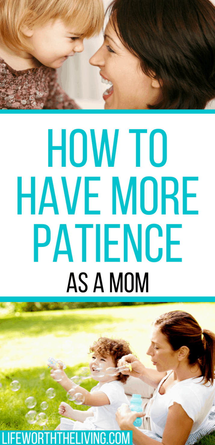 how to have more patience