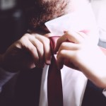 LXP - Lifexpe - Look more confident do your bow tie like thuis suit