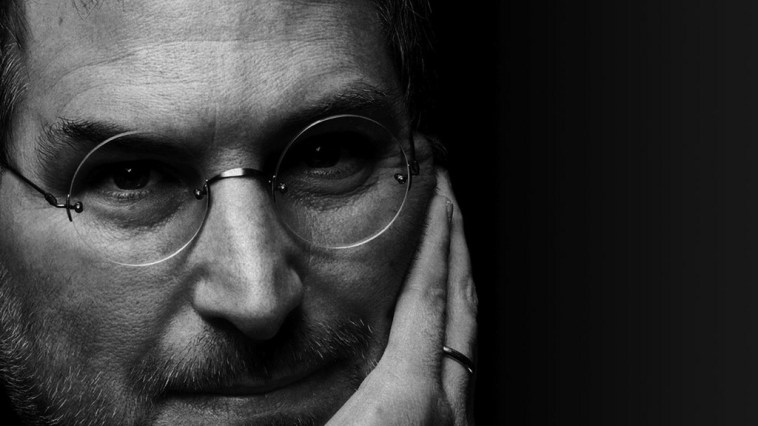 LXP - Lifexpe - Steve Jobs glasses Your Past Should Not Dictate Your Future Steve Jobs Apple Think Different