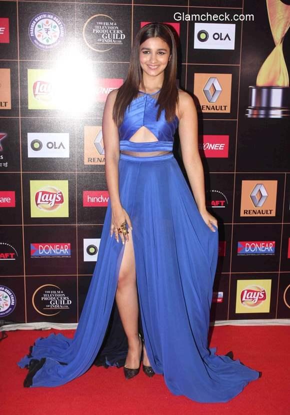 LXP - Lifexpe - Alia Bhatt 2015 Renault Star Guild Awards