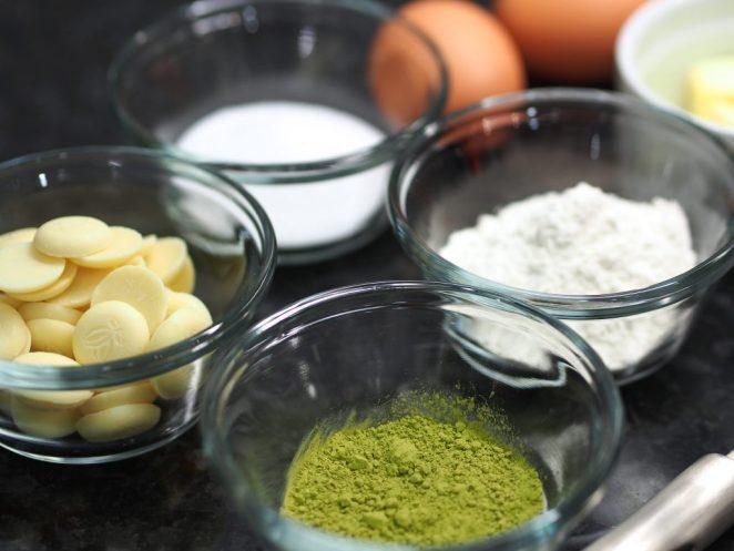 LXP - Lifexpe - Bake Organic Plant Matcha Cake