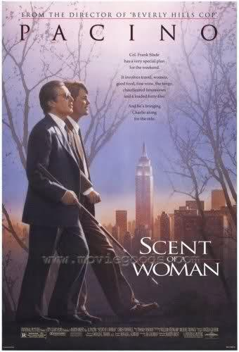 Movie script scent of a woman