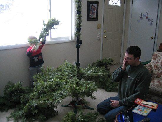 Plastic Or Pine The Eco Christmas Tree Debate Life Your Way