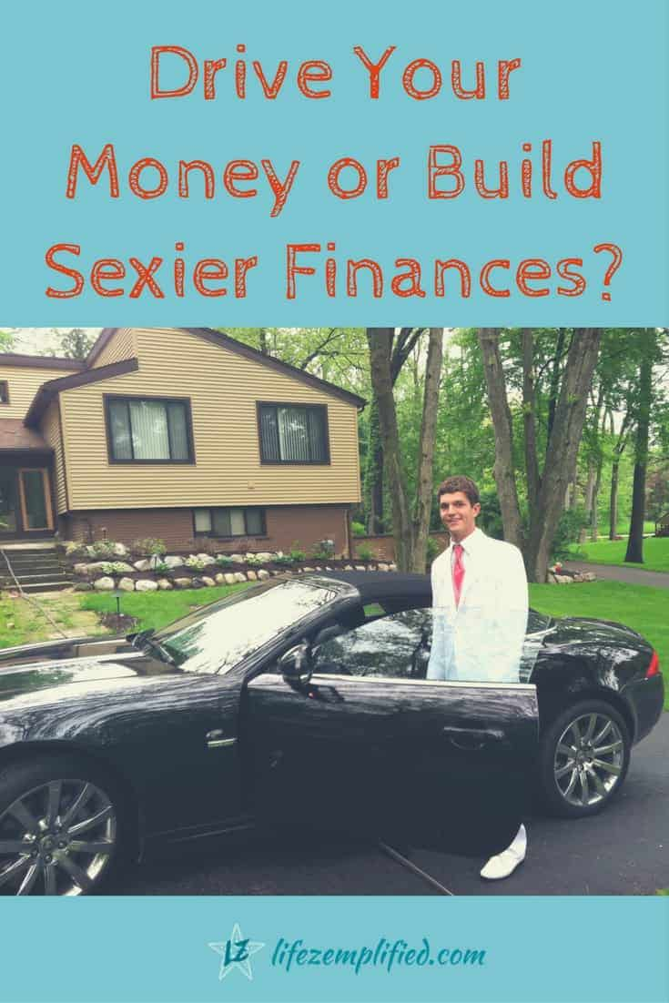 Do you value driving sexy vehicles? Is that negatively impacting your investment savings or retirement savings account? While you can afford the payments for a car, it doesn't necessarily mean you can afford the car. Perhaps it's time to value sexy finances instead. #personalfinance
