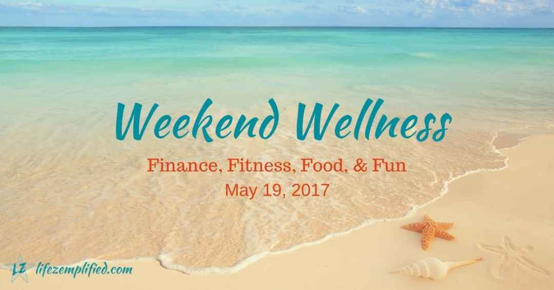 Weekend Wellness Week 5