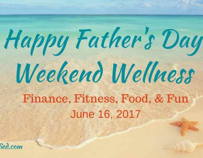 Bacon and Father's Day Weekend Wellness
