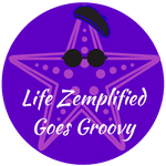 Published Elsewhere - Going Groovy Badge