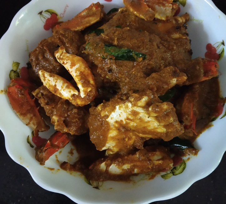 A delicious seafood dish among top 12 Kerala foods.