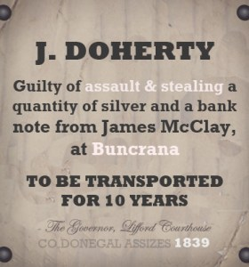 Family Names Doherty