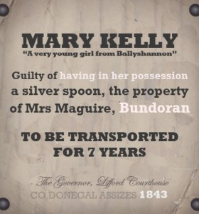 Family Names Mary Kelly