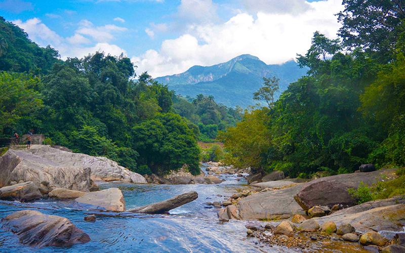 Visit to Meemure Sri Lanka