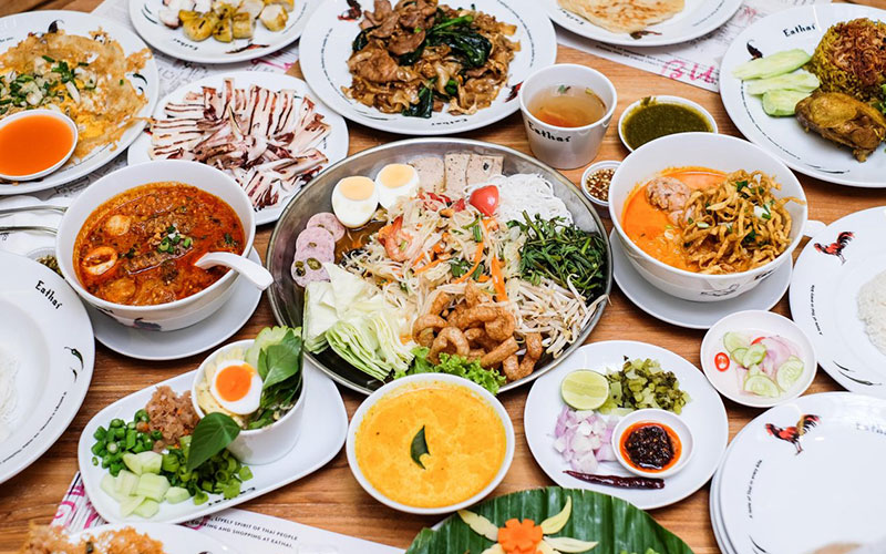 Reasons to choose Thailand to travel