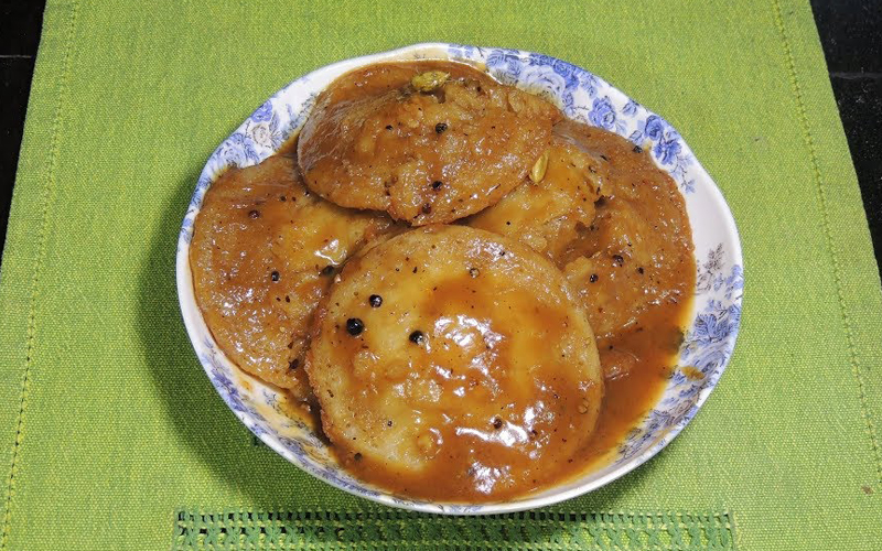Lankan foods in Extinction
