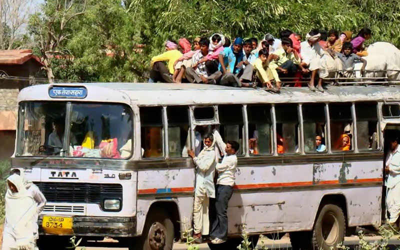 Bus harassments towards males
