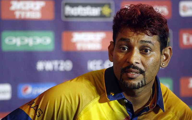 SL Cricketers Who can Sing