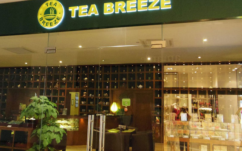 best tea shops in Colombo