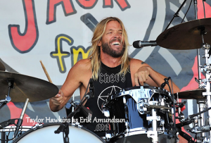 Taylor Hawkins as Erik Amundson