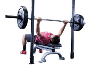 How to get your bench press up
