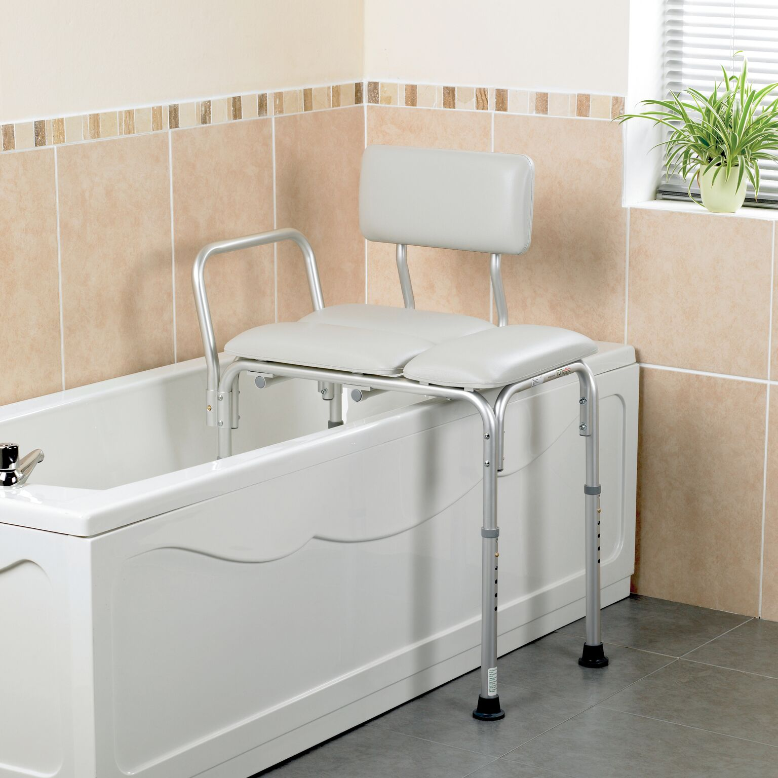 Homecraft Transfer Bath Bench – Buy Online – Liftability ...