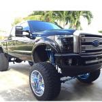Custom 2015 F250 Diesel Truck Platunum For Sale Autos Post Rank O Man
