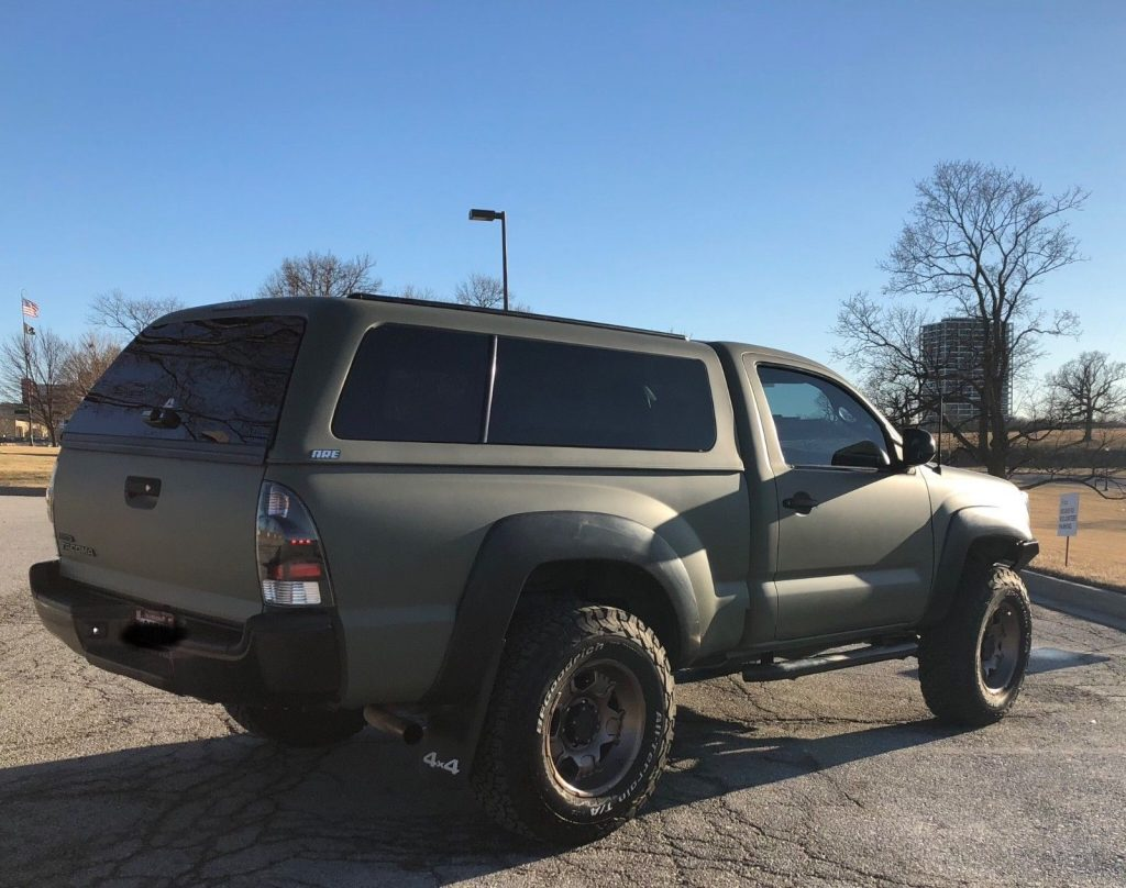 2004 Toyota Tacoma Double Cab Lifted Truck
