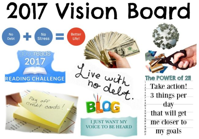 Digital Vision Board via LiftingMakesMeHappy.com