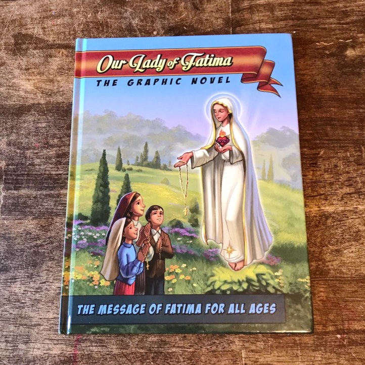 Our Lady of Fatima Book