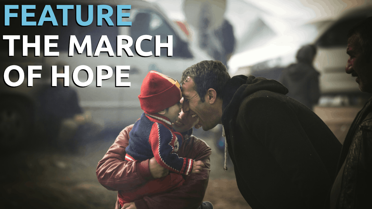 Berlin Lift-Off Film Festival 2019 - Feature - The March of Hope