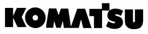 komatsu Forklift logo