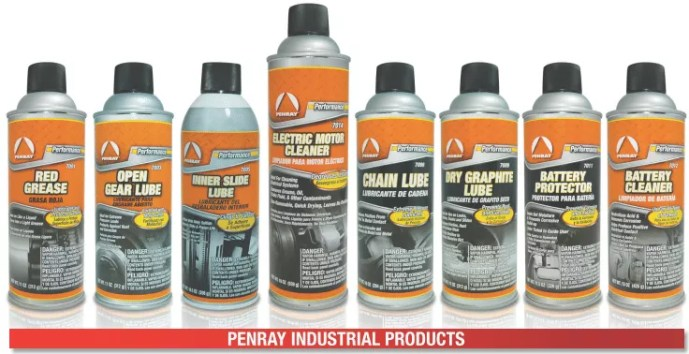 Penray Spray Chemicals