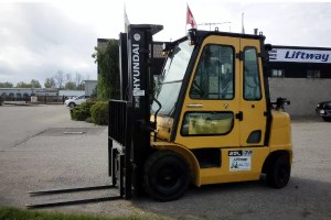 Used Forklifts</br>Hyundai 25L-7A