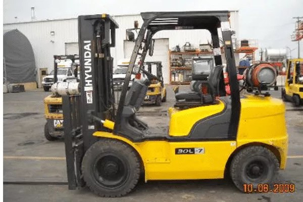used hyundai forklift model 30l 7 for sale rh liftway ca 3.0L Bra 30 Gallons to L