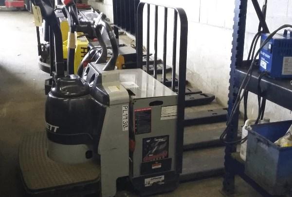 Barrett Electric Pallet Truck