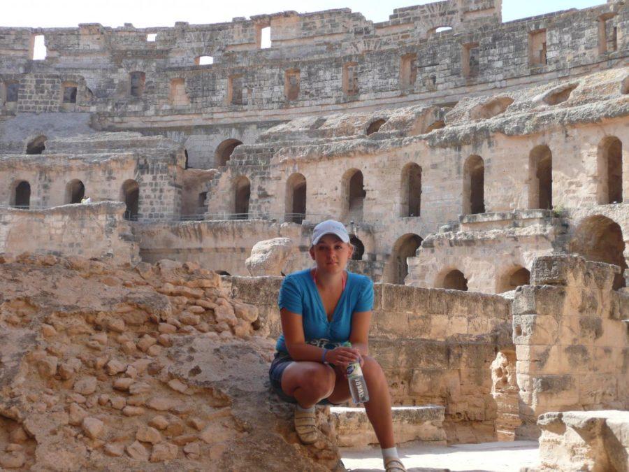 Femeia care cauta tunisiana