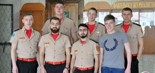 Украинские спасатели
