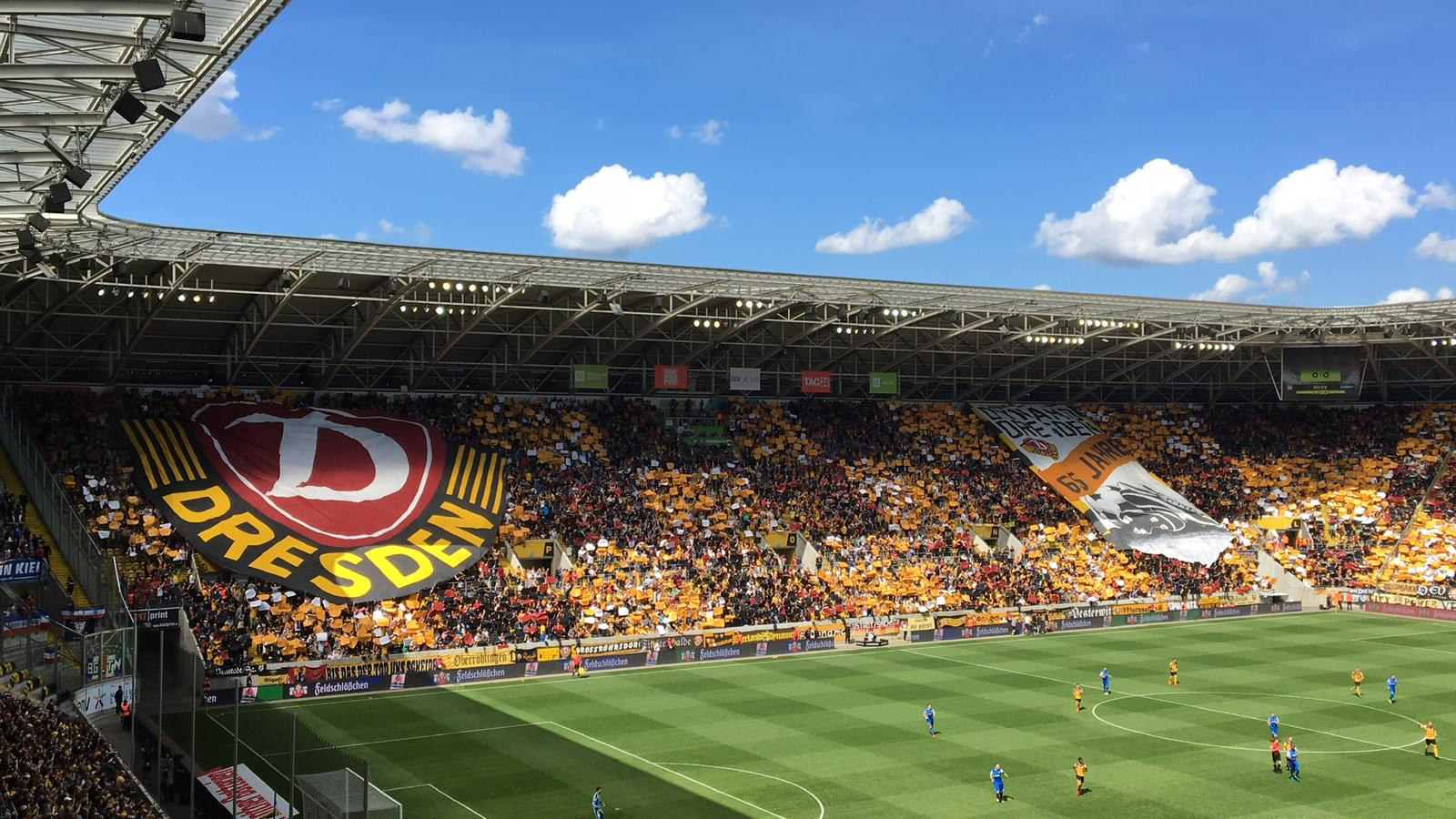 dynamo dresden 10 000 fans wohl im
