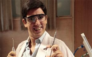 Marcelo Adnet Dentista Mascarado