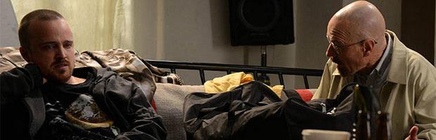 Breaking Bad 509 (Jesse & Walt)