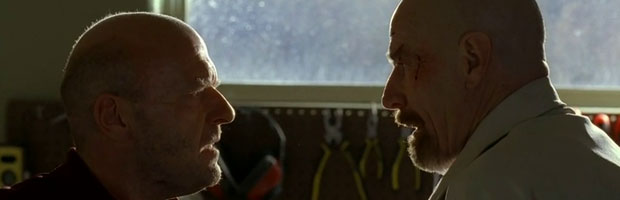 Breaking Bad 509 (Walt & Hank)
