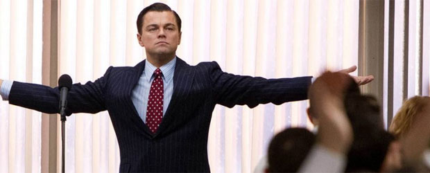 The Wolf of Wall Street Painel